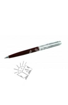Ручка-автомат шариковая, цвет корпуса красный (A376А1-01)