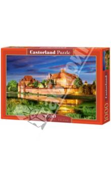 """Puzzle-1000 """"Замок Мальборк, Польша"""" (C-103010)"""