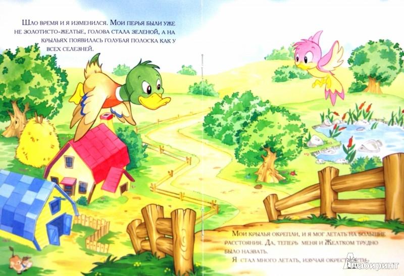 Иллюстрация 1 из 8 для Утёнок, который не боялся охотников | Лабиринт - книги. Источник: Лабиринт