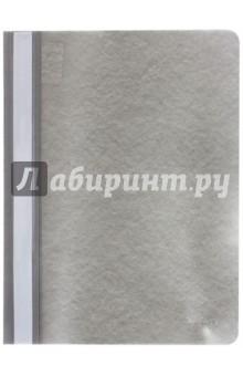 Папка-скоросшиватель A4 серая (400PF50-05)
