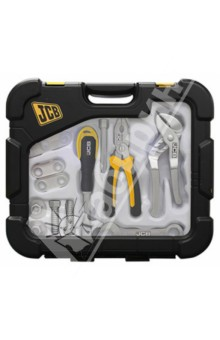 Набор инструментов в чемоданчике JBS (1415551.00).