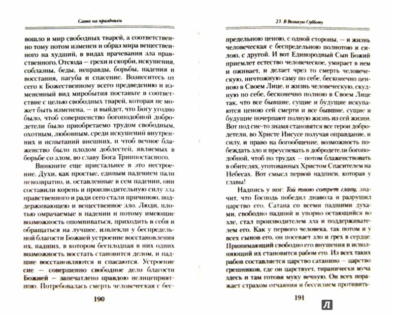 Иллюстрация 1 из 9 для Слова на Господские, Богородичные и Торжественные дни - Феофан Святитель | Лабиринт - книги. Источник: Лабиринт