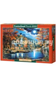 Puzzle-2000 Домик на озере (C-200504) puzzle 2000 рододендроны adamus 29662