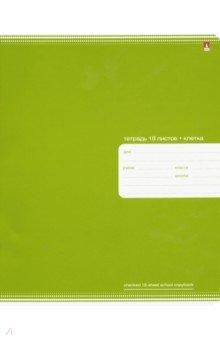 """Тетрадь школьная """"Премиум металлик"""" (18 листов, клетка, в ассортименте) (7-18-828/1)"""