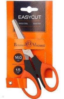 Ножницы цельнометаллические,14 см. EASYCUT (60-0005).