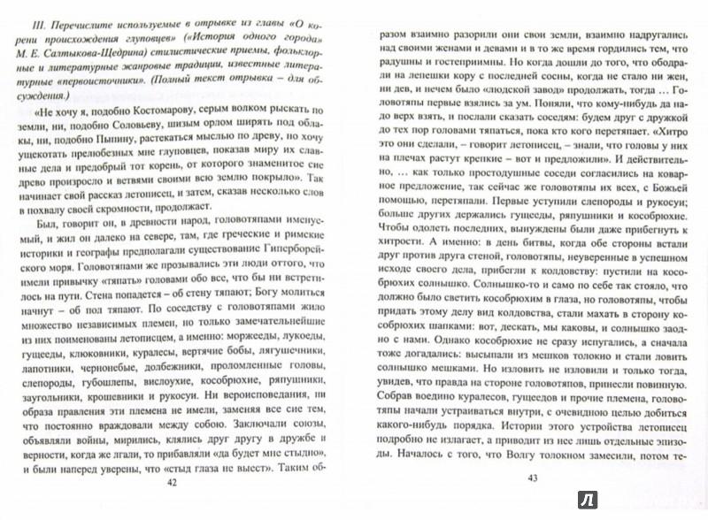 Иллюстрация 1 из 5 для Олимпиадные задания по литературе. 9-11 классы. ФГОС - Наталия Ромашина   Лабиринт - книги. Источник: Лабиринт