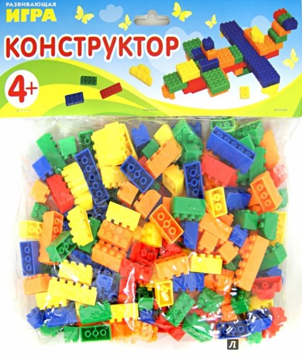 Иллюстрация 1 из 5 для Конструктор. 165 деталей | Лабиринт - игрушки. Источник: Лабиринт