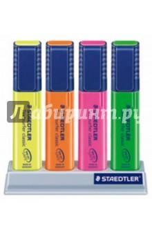 Текстовыделитель Classic (4 штуки) (364SC4) STAEDTLER
