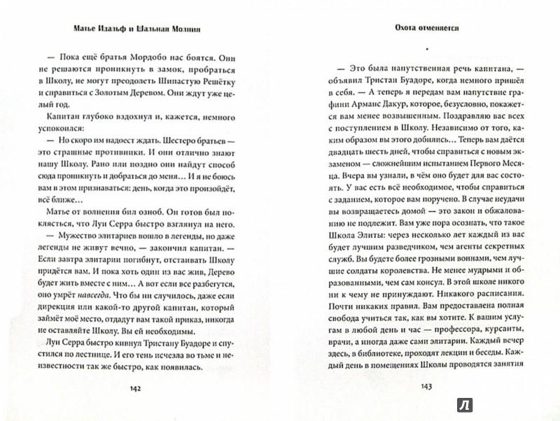 Иллюстрация 1 из 5 для Матье Идальф и Шальная Молния - Кристоф Мори   Лабиринт - книги. Источник: Лабиринт