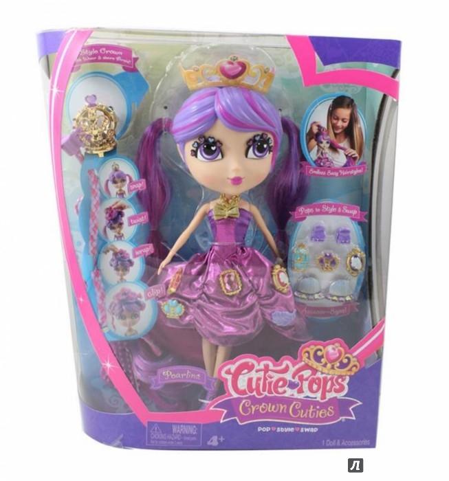 """Иллюстрация 1 из 3 для Набор """"Кьюти Попс - Принцессы"""". Кукла Пелина (96691)   Лабиринт - игрушки. Источник: Лабиринт"""