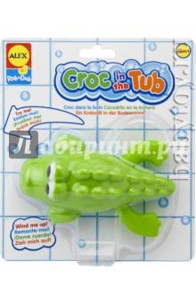 """Игрушка для ванны """"Крокодил"""" (849)"""