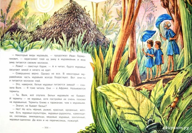 Иллюстрация 1 из 34 для Необыкновенные приключения Карика и Вали - Ян Ларри | Лабиринт - книги. Источник: Лабиринт