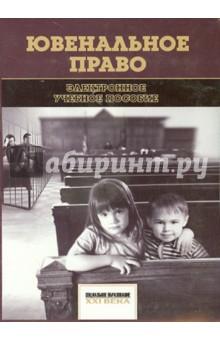 Ювенальное право. Электронное учебное пособие (CD) с и непейвода грим учебное пособие dvd rom