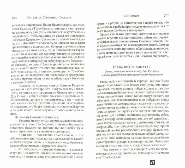Иллюстрация 1 из 14 для Хитроумный идальго Дон Кихот Ламанчский - Сервантес Мигель де Сааведра   Лабиринт - книги. Источник: Лабиринт