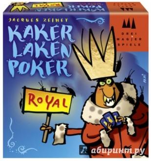 """Иллюстрация 1 из 2 для Настольная игра """"Королевский Тараканий Покер"""" (40866)   Лабиринт - игрушки. Источник: Лабиринт"""