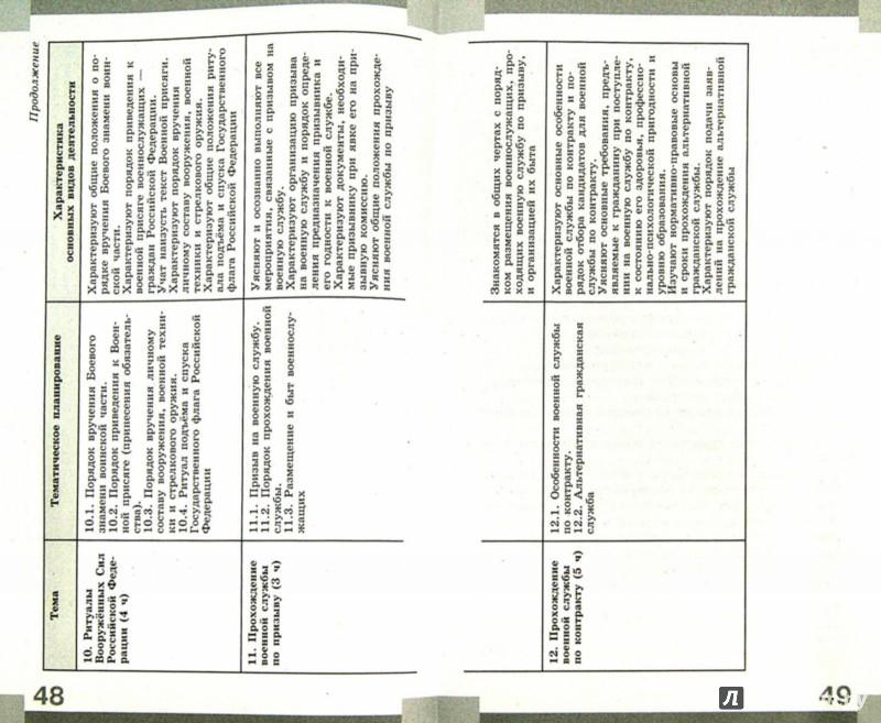 Иллюстрация 1 из 5 для ОБЖ. Рабочие программы. Предметная линия учебников А. Т. Смирнова. 10-11 классы. ФГОС - Смирнов, Хренников | Лабиринт - книги. Источник: Лабиринт