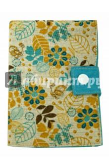 Блокнот с хлопковой обложкой (120 листов) А6 (070220)