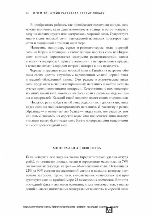Иллюстрация 2 из 50 для О чем Эйнштейн рассказал своему повару. Физика и химия на вашей кухне - Роберт Вольке | Лабиринт - книги. Источник: Лабиринт