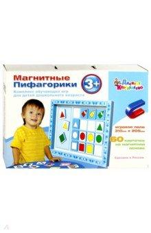 """Комплекс игр """"Магнитная Пифагорики"""" №1 (1496)"""