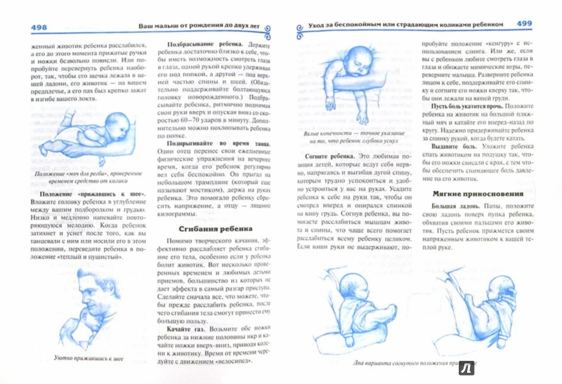 Иллюстрация 1 из 5 для Ваш малыш от рождения до двух лет - Сирс, Сирс, Сирс, Сирс | Лабиринт - книги. Источник: Лабиринт
