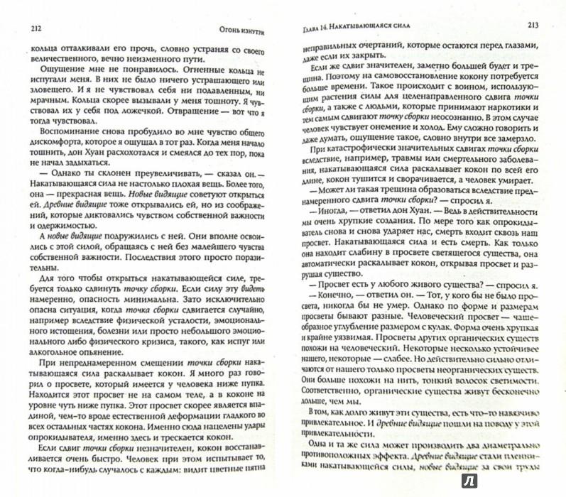 Иллюстрация 1 из 34 для Огонь изнутри. Сила безмолвия - Карлос Кастанеда | Лабиринт - книги. Источник: Лабиринт
