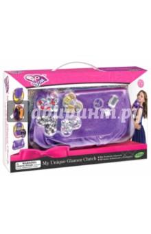 Купить Набор для творчества Мой стильный клатч (TAL08129), ТНГ-игрушка, Шитье, вязание