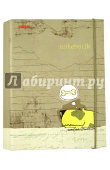 Тетрадь на кольцах. Dreamwall. Marker. А5, 120 листов (М-490512С) тетрадь marker цветные совы а5 100 листов на спирали