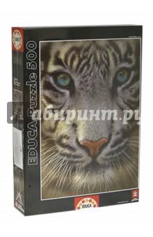 """Пазл-500 """"Белый тигр"""" (15971)"""