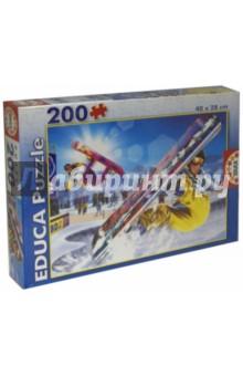 Пазл-200 Сноубординг (15268) educa пазл сноубординг 200 деталей