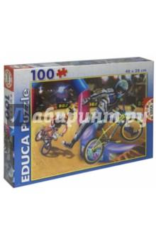 Пазл-100 Трюки на BMX (15269) educa пазл пекарня