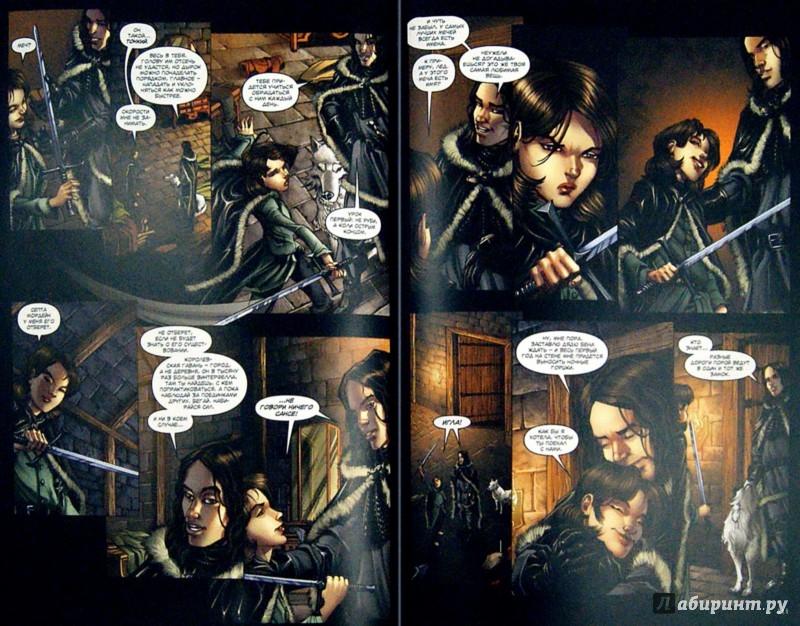 Иллюстрация 1 из 38 для Игра престолов. Графический роман - Мартин Джордж Р. Р. | Лабиринт - книги. Источник: Лабиринт