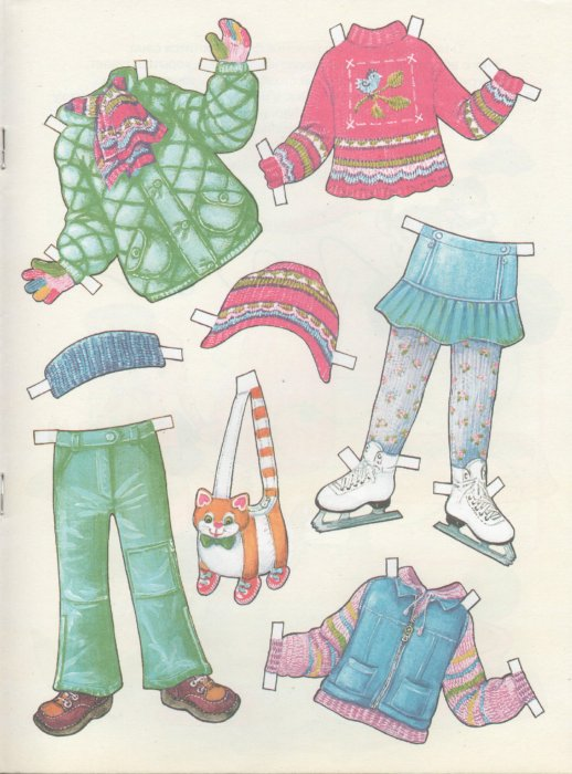 Иллюстрация 1 из 20 для Кукла Ляля. 4 годика : Книжка-игрушка | Лабиринт - книги. Источник: Лабиринт