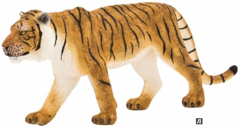 Иллюстрация 1 из 5 для Бенгальский тигр (Bengal Tiger) (387003) | Лабиринт - игрушки. Источник: Лабиринт