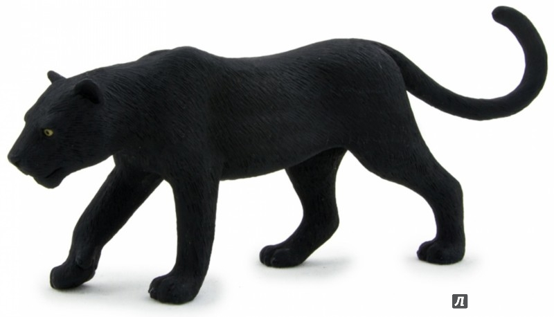 Иллюстрация 1 из 5 для Черная пантера (Black Panther) (387017) | Лабиринт - игрушки. Источник: Лабиринт