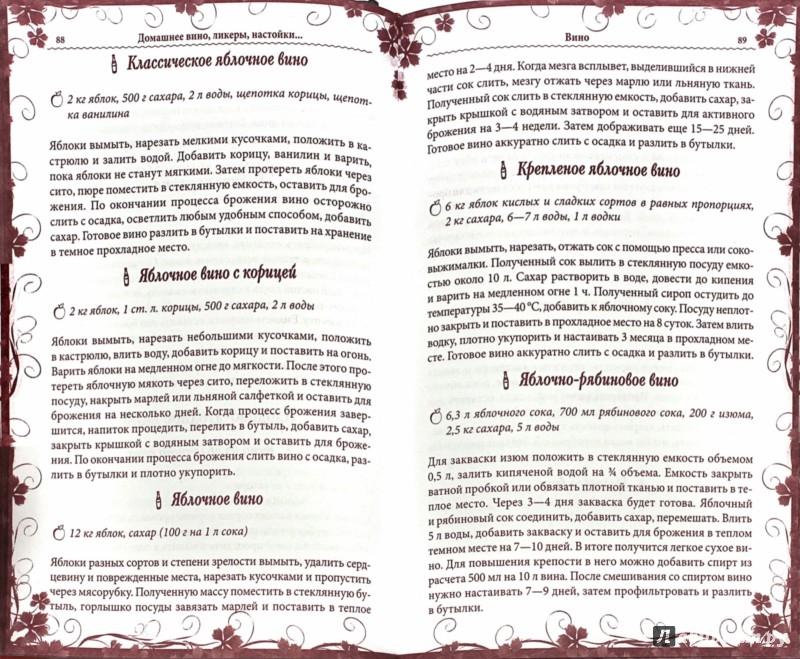 Иллюстрация 1 из 26 для Домашнее вино, ликеры, настойки, наливки, коньяк, самогон из ягод, фруктов, трав | Лабиринт - книги. Источник: Лабиринт