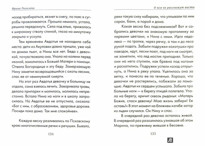 Иллюстрация 1 из 12 для О чем не расскажут аисты - Ирина Рогалева | Лабиринт - книги. Источник: Лабиринт