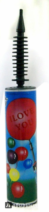 Иллюстрация 1 из 5 для Насос ручной для воздушных шаров (TZ 8601) | Лабиринт - игрушки. Источник: Лабиринт