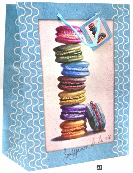 Иллюстрация 1 из 6 для Пакет бумажный 26*32.4*12.7 см (35959) | Лабиринт - сувениры. Источник: Лабиринт
