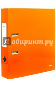 Папка с арочным механизмом A4 (80 мм, оранжевая) (1005-00-44)