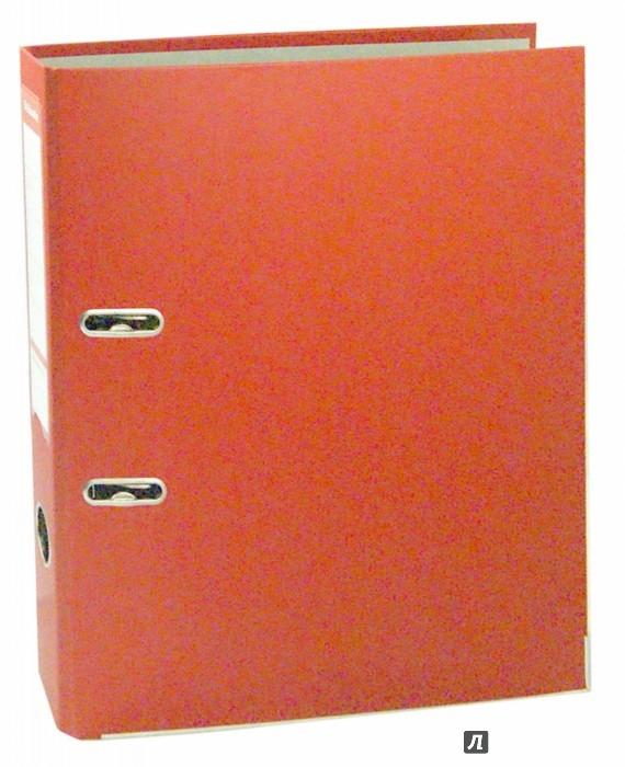 Иллюстрация 1 из 5 для Папка с арочным механизмом A4 (50 мм, красная) (81193P) | Лабиринт - канцтовы. Источник: Лабиринт