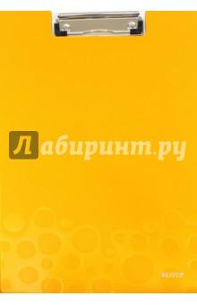 Папка-планшет A4 (оранжевая) (4199-00-44) планшет напрямую в китае оплата после получения
