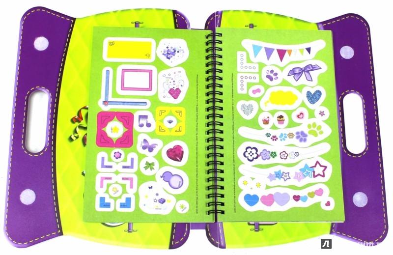 Иллюстрация 1 из 14 для Создай свой альбом (сумочка) | Лабиринт - книги. Источник: Лабиринт