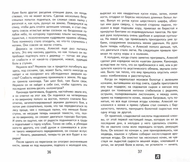 Иллюстрация 1 из 7 для Повесть о настоящем человеке - Борис Полевой | Лабиринт - книги. Источник: Лабиринт