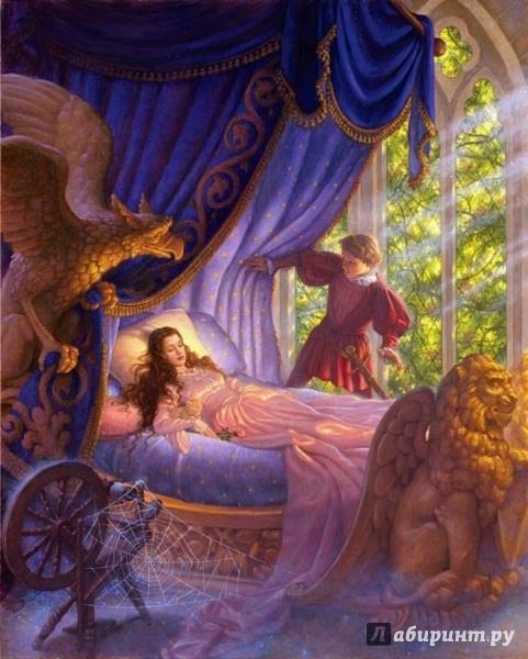 Иллюстрация 1 из 62 для Классические сказки на ночь - Скотт Густафсон | Лабиринт - книги. Источник: Лабиринт