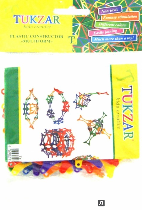 """Иллюстрация 1 из 2 для Конструктор пластиковый """"Multiform MINI"""" (36 деталей) (TZ 15335)   Лабиринт - игрушки. Источник: Лабиринт"""