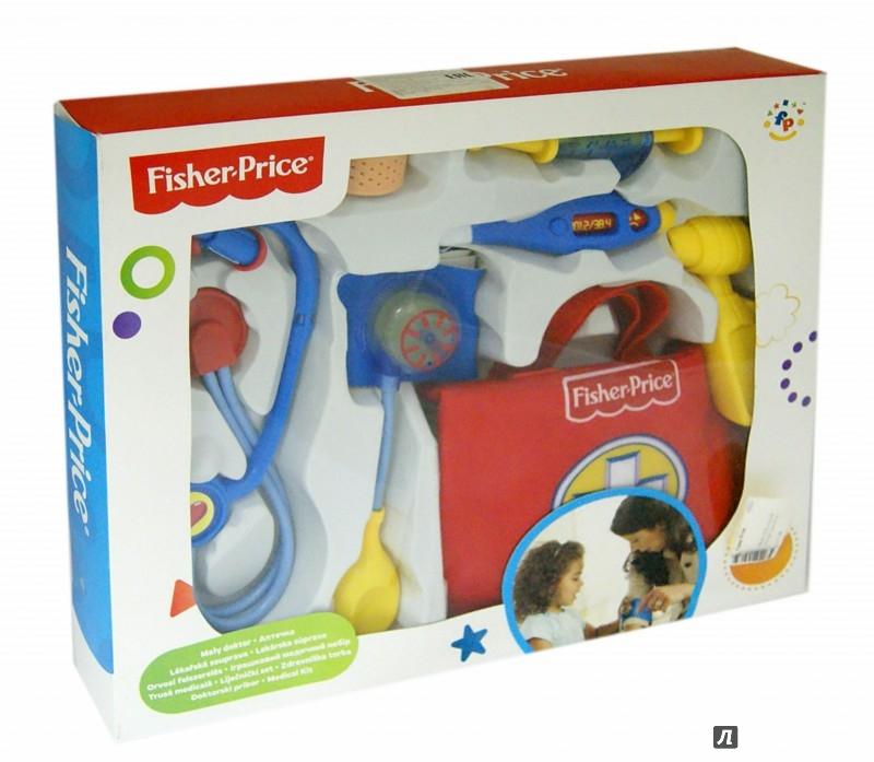 Иллюстрация 1 из 4 для Аптечка. Игровой набор Fisher-Price (L6556) | Лабиринт - игрушки. Источник: Лабиринт