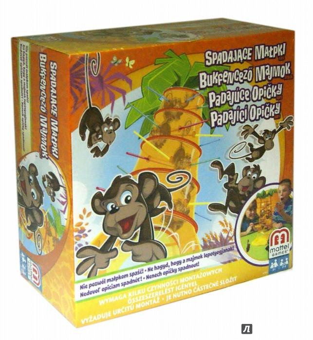 Иллюстрация 1 из 3 для Обезьянка акробат. Игра настольная (52563) | Лабиринт - игрушки. Источник: Лабиринт