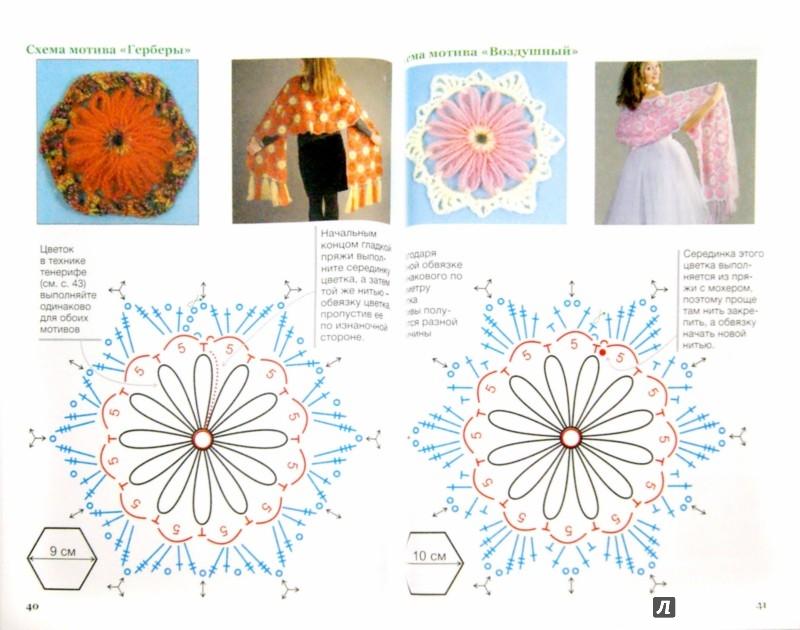 Иллюстрация 1 из 7 для Вязаные шарфы и палантины: пошаговые мастер-классы - Светлана Слижен | Лабиринт - книги. Источник: Лабиринт