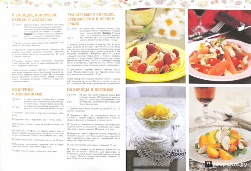Иллюстрация 1 из 11 для 100 лучших рецептов праздничных салатов | Лабиринт - книги. Источник: Лабиринт