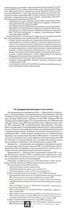 Иллюстрация 1 из 10 для Финансовое право. Конспект лекций - Анастасия Гольдфарб | Лабиринт - книги. Источник: Лабиринт